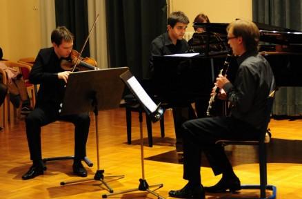 With Avangard Trio, Zadar 2012
